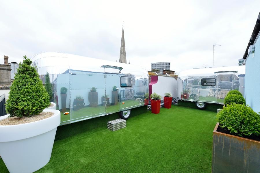 roof garden trailer park